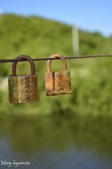 Candados. (Mery Legarreta) Tags: love amor promise promessa padlocks promesas cadeados candados