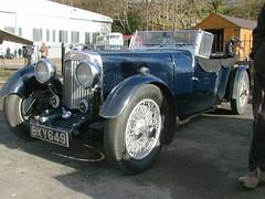 1935 Aston Martin MkII Tourer (RoyCCCCC) Tags: astonmartin vscc brooklands
