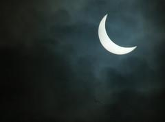 Solar Eclipse 2015-5 (Enigma 80) Tags: cloud sun moon max night canon spectacular march solar eclipse daylight birmingham day bigma sigma b17 nd 5d 50500 500 20 cosmic lunar cosmos cpl b15 harborne 2015 edgbaston totallity 5dmk2