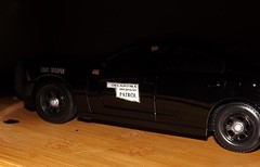 1-24 Oklahoma Highway Patrol with reflective decals (12) (Badge764_diecast) Tags: trooper police sheriff statetrooper ohp oklahomahighwaypatrol reflectivedecals 124scalediecast slicktopcharger badge764 badge764diecast policecarreplicas