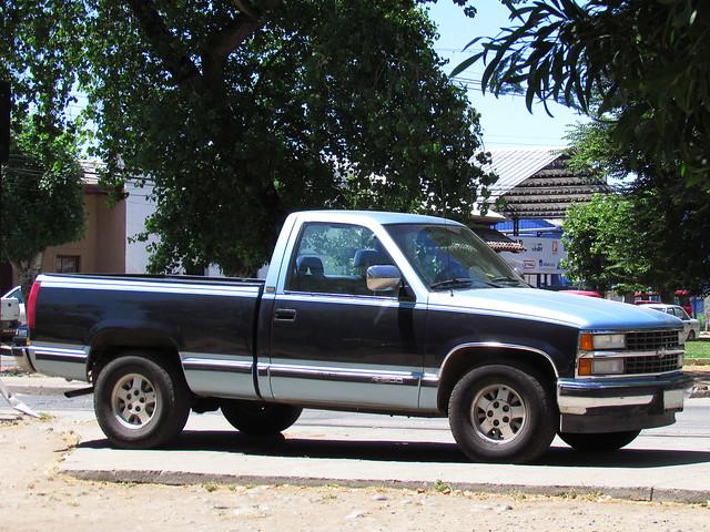 pickup 1993 silverado camionetas chevroletsilverado chevrolet1500 silverado1500