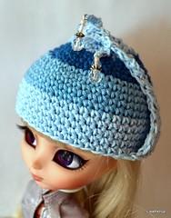 Pullip (lisaastrup) Tags: hats pullipdoll pulllipclothes