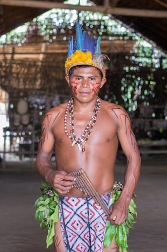 Brasil Indigenous Village