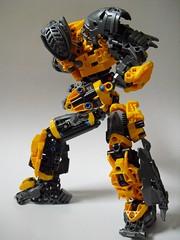 Colossus (bionitech101) Tags: lego bionicle mocs bionitech