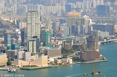 Kowloon (), Hong Kong (). (rivarix) Tags: kowloon tsimshatsui hongkongsarchina hotelexterior hotelbuilding hotelchain hyattregencyhongkongtsimshatsui