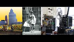 Julie Meitz Archives #1 (Julie Meitz) Tags: street city bw usa art film kids loft graffiti video artist michigan detroit 16mm multimedia 90s griswold filmstrips filmprojector juliemeitz