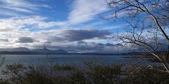 Rawene Views 3 (Markj9035) Tags: sunset sea newzealand lake ferry coast lakes windswept coastline northland ahipara northlands oponomi