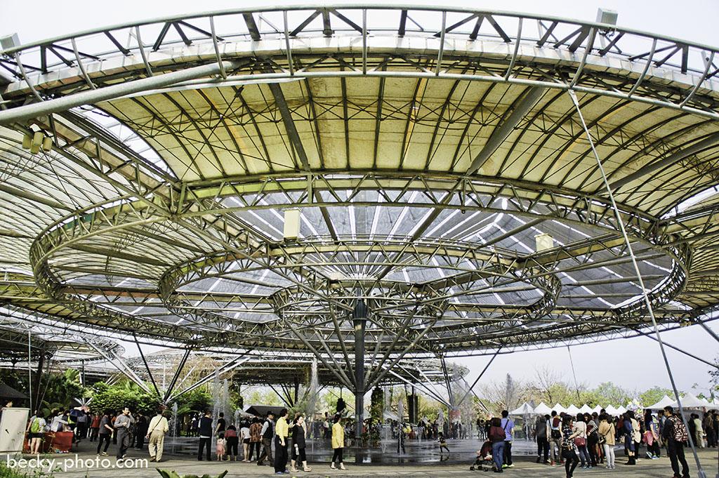 2015.Feb Liudui @Pingtung 屏東六堆客家文化園區