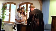 Taufe & Gemeindeaufnahme