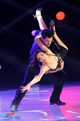 Meryl Davis & Maksim Chmerkovskiy
