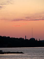 Madison sunset (david drexler) Tags: sunset usa lake wisconsin geotagged unitedstates madison mendota jamesmadison
