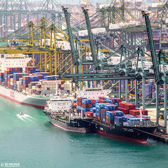 Singapore Port-2570.jpg (Ed Kruger) Tags: ocean travel blue sea seascape water hub port boat singapore asia southeastasia ship asians waterfront may wave vessel terminal copyrights allrightsreserved containers cargoship travelphotography 2011 peopleofasia asiancities shipphoto cargovessel may2011 edkruger asiancountries photoofocean cultureofasia photosofasia abaconda qfse kirillkruger rodkruger