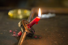Candle light (Hanna & Alex) Tags: raw kontrast werkstatt projekte fotostammtisch