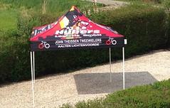 Quick Folding Tent  - Motorcrosstent & BMX tent