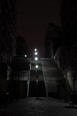 Montmartre in the dark (French Eye Shot) Tags: paris montmartre xviii