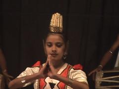 Dancing in Kandy Sri Lanka