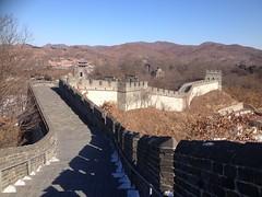 La Grande Muraglia-Riccardo Cucchi in Cina Le Belle Storie