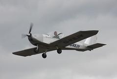 G-KEJY Cosmik Aviation EV-97 Teameurostar UK, Cotswold Airport, Kemble (Kev Slade) Tags: kemble egbp teameurostar cosmikaviation gkejy cotswoldairport