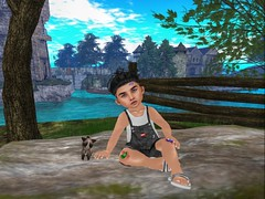 Love My Grumpy! (Zaidon Resident) Tags: pictures blue trees people white black nature boys water grass fashion forest cat fence buildings pose hair landscape photography photo pc rocks pretty babies photographer sandals teal exploring kitty blogger gaming gamer blogging flipflops reality dope tee photograpy photooftheday virtural toddleedoo