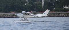 C-FZCL Cessna 182 182P Skylane (Quistian) Tags: airplane seaplane toronto cfzcl cessna 182 182p skylane 2016 201607 20160730 rps canon t5i cytz ytz urban aircraft