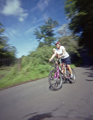 Mixing it Up (wheehamx) Tags: colour cycling bruiser ayrshire