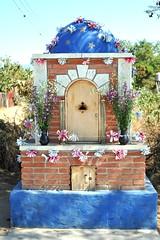 Roadside Shrine Zegache Mexico (Ilhuicamina) Tags: santaanazegache oaxaca mexico shrines religion zapotec mexican