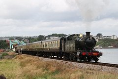 4277 'Hercules | Dartmouth Steam Railway | Goodrington Bank (Western Railway Photography) Tags: 4277 hercules gwr tank engine goodrington bank pdsr paignton dartmouth steam railway