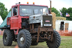 I Got It One Piece At A Time (mitchell_dawn) Tags: 4x4 unique oneofakind machinery agricultural oneoff fourwheeldrive scammell foden heavyhaulage