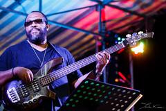 Frres de Bruit. (Tristan K.) Tags: concert music bass bassguitar musician festival vinestivales vinonsurverdon var france lights rock frresdebruit bongo sound