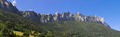 Panorama - Saint Hilaire - Chartreuse (f1ijp) Tags: blue sky mountain montagne canon eos ciel 600d f1ijp