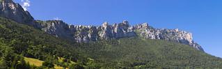 Panorama - Saint Hilaire - Chartreuse