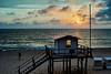 Favorite place (markus.homann) Tags: beach ocean seascape sundown northsea baywatch sylt westerland nikkor50mm18ai nikond700
