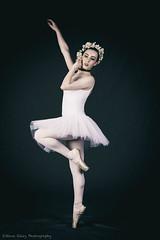 Grand Masters #1 - Leah (fugjostle) Tags: steveriley leahdoveyevans fugjostle canon canon5d ballet dance tutu ballerina model offcameraflash softbox studio studioflash female dancer women woman 70200mm