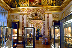 Hall of Gold (EmperorNorton47) Tags: thelouvre paris iledefrance france photo digital autumn fall museum interior exhibits gold