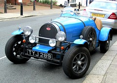 Bugatti T35 Replica (Stuart Axe) Tags: bugatti t35 bugattit35 replica car classiccar tyj289