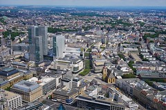 Frankfurt_Ausblick Maintower 2016 (13) (mheckerle) Tags: frankfurt stadt city 2016 architektur architecture view maintower panorama