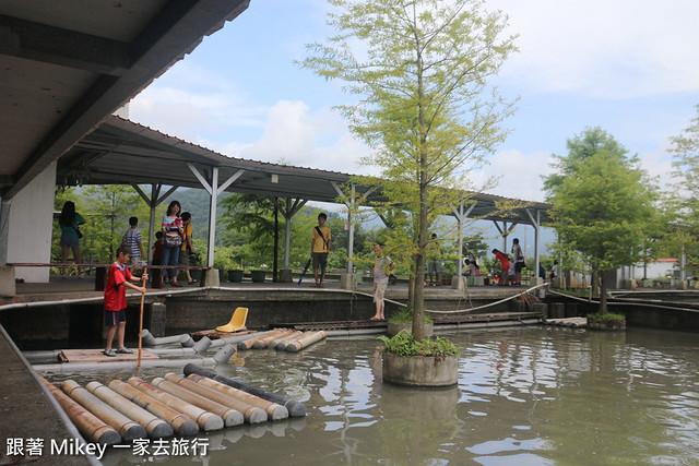 跟著 Mikey 一家去旅行 - 【 員山 】勝洋水草休閒農場 - 環境篇