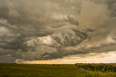 Prairie Storm (thefisch1) Tags: turbulence cloud horizon storm thunder pasture prairie kansas topeka shawnee county front cold squall wind nikon nikko