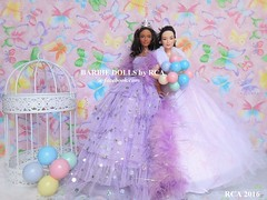 Barbie birthday wishes 2016 AA & Barbie made to move (Barbie dolls by RCA) Tags: barbie birthday wishes 2016 made move