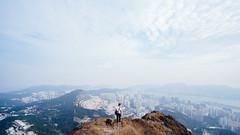 My City  (kllauphotograph.com) Tags: sony a7 hongkong hk mountain voigtlander 15mmiii 15mm city urban kowloonpeak kowloon hiking exploring adventure hill wide travel mycity high top