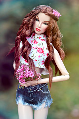 Decorum Eugenia (Darya Eberle) Tags: decorum eugenia doll fashion royalty summer girl beautiful