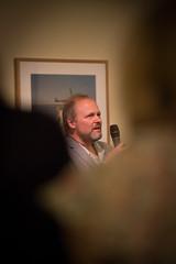 photoset: Kunst  Haus Wien: Wolfgang Ullrich: Siegerkunst / AICA Diskussion (9.8.2016)