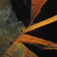 Stone Stepped Stairway (unclebobjim) Tags: thescottishborders granny sirwalterscott borderreivers smailholmtower