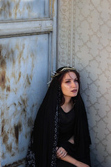 Aidha (Alisteins) Tags: girl religion spirituality pattern izmir woman fatima compassion emotion ecstasy islam middle east asia epiphany theophany god