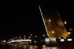 Saint Petersburg (cinnamon_mmi) Tags: saintpetersburg        bridge night city