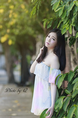 Girl (SU QING YUAN) Tags: girl portait model pretty beauty beautiful 135za sonnart18135 sony a99 sonyflickraward