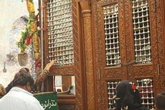 Knot of Hope (Omair Anwer) Tags: lal shahbaz qalander mazar tomb sehwan sharif sufi sufism