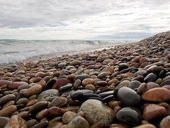 Whitefish Point Beach (daveumich) Tags: whitefishpoint greatlakes lakesuperior michigan