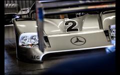 Mercedes Benz C11 (1990) (Laurent DUCHENE) Tags: mercedes benz c11 groupec groupc peterauto lemansclassic 2016 bugatti