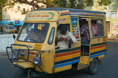 tuktuk (Kiritan Flux) Tags: puducherry pondy tamilnadu india travel journey honeymoon